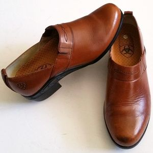 Ariat ATS Leather Clogs 52322